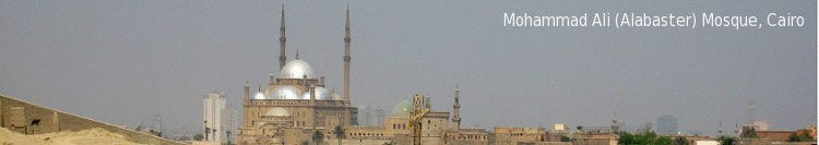 Mohammad Ali (Alabaster) Mosque, Cairo, Egypt