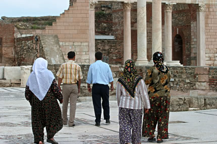 sardis muslim The culture of sardis put more faith in hot springs than in the wellspring of god's living water so what would jesus say to churches today.